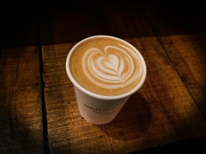 coffee-cappicino-heart foam on coffee-coffee cup-mocha coffee-hearts