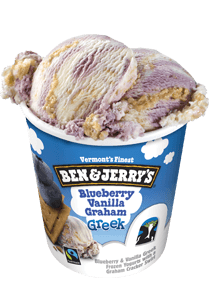 blueberry-vanilla-graham-greek-landing-ben and jerry's ice cream-